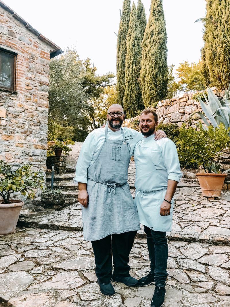 Maestro Žídek, Maestro Záhumenský a talianske la dolce vita